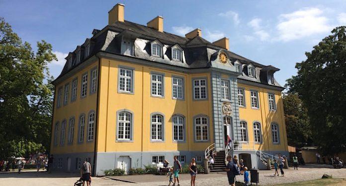 Schloss Babelsberg Wiedereröffnung