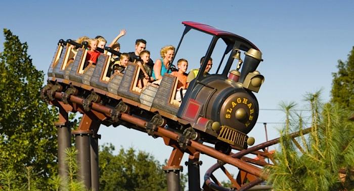 Freizeitpark Slagharen Gutschein 2 für 1 Coupon Ticket