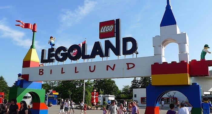 Legoland Billund Gutschein 2 für 1 Coupon Ticket Rabatt ...