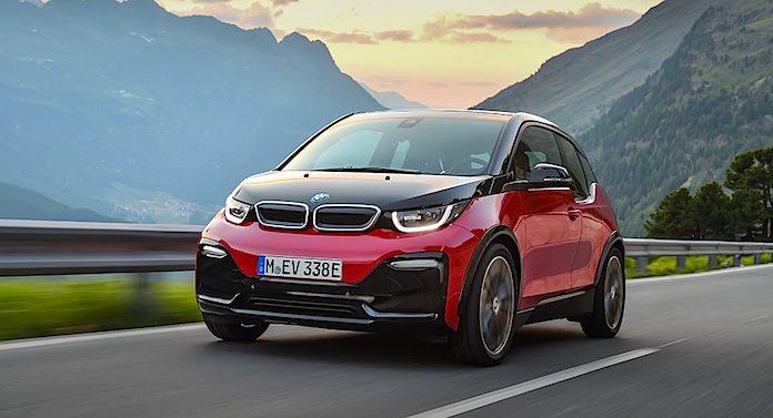 Sodastream Auto Gewinnspiel BMW i3
