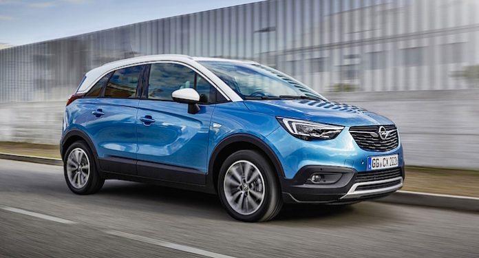 Auto Gewinnspiel Landskron Opel Crossland X