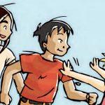 Buch für Kinder als Geschenk