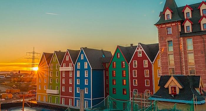 Europa-Park Hotel Krønasår