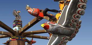 FORT FUN Abenteuerland Thunderbirds