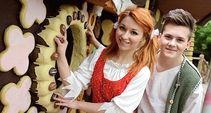Filmpark Babelsberg Märchenhaftes Kinderfest