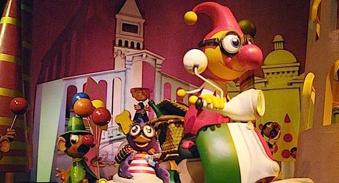 Freizeitpark Efteling Carnaval Festival