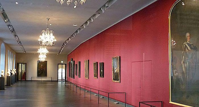 Residenzschloss Dresden Fürstengalerie