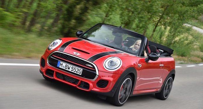Rotkäppchen Auto Gewinnspiel Mini Cabrio