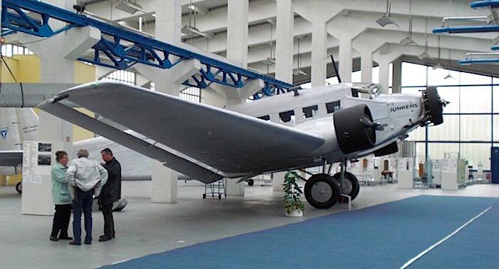 Technikmuseum Hugo Junkers Gutschein 2 für 1 Coupon