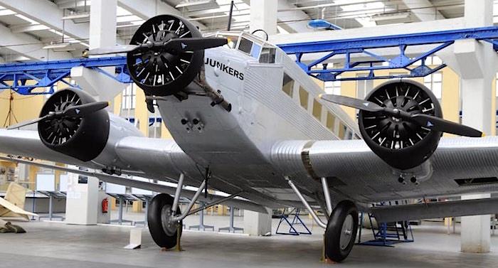 Technikmuseum Hugo Junkers Gutschein 2 für 1 Coupon Ticket