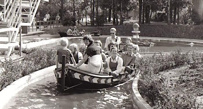 Avonturenpark Hellendoorn Dschungelmonster