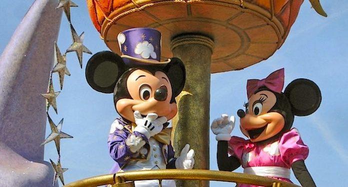 Disneyland Paris Gutschein Gewinnspiel