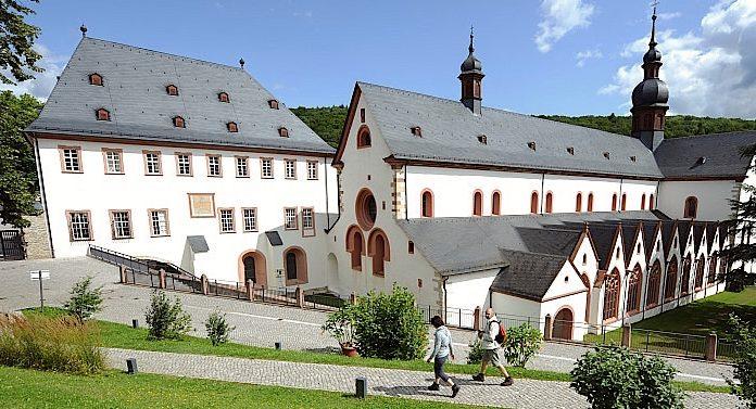 EDEKA Reise Gewinnspiel Kloster Eberbach