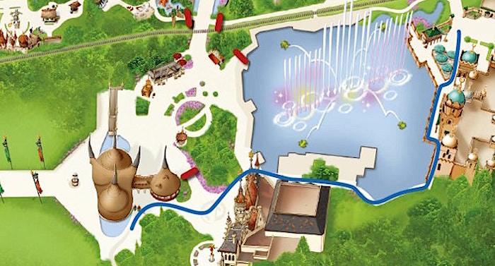 Freizeitpark Efteling Gutschein