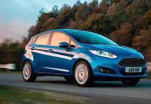 MOTOO Auto Gewinnspiel Ford Fiesta