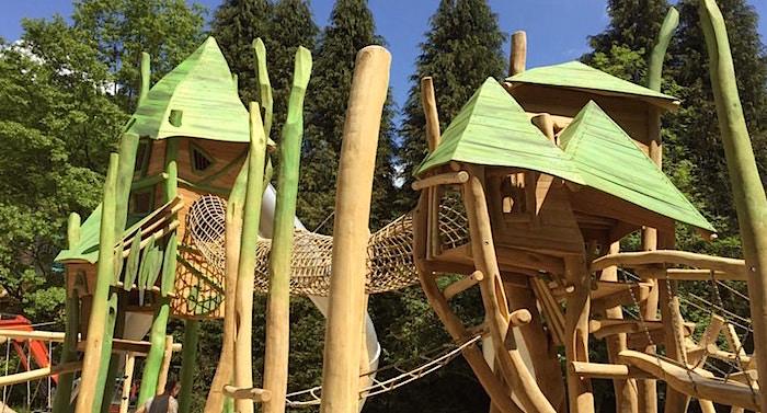 Plopsa Coo Spielplatz