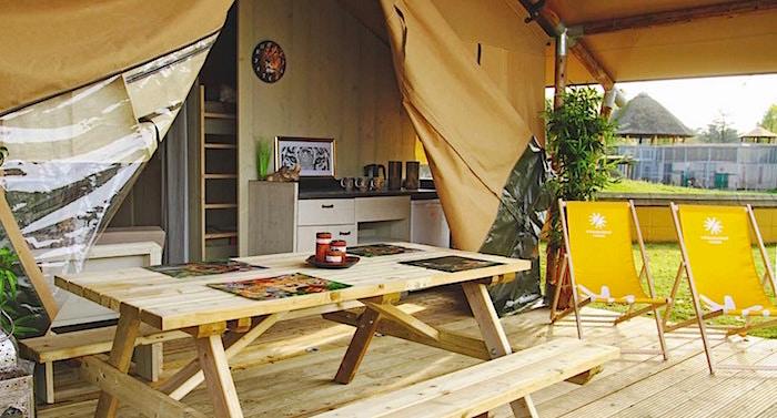 Safariland Lodge