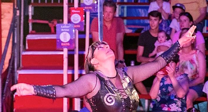 Eifelpark Zirkus-Show