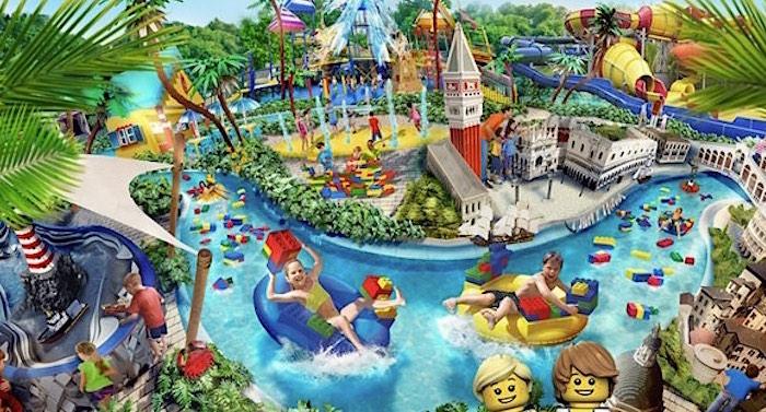 Gardaland LEGO Wasserpark