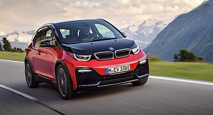 Lidl Auto Gewinnspiel BMW i3