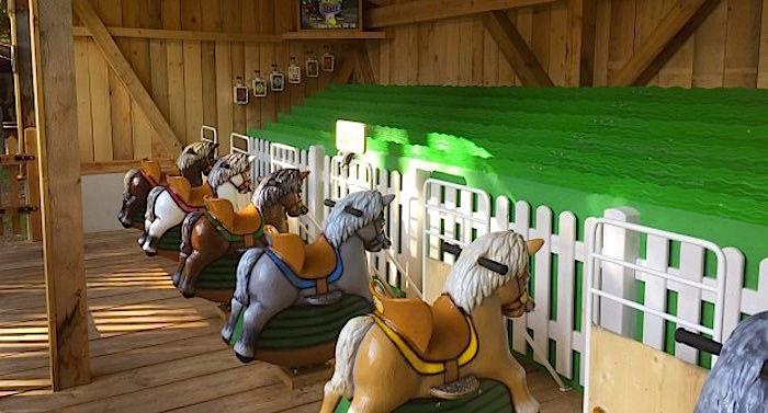 Märchenpark Marquartstein Pony-Derby