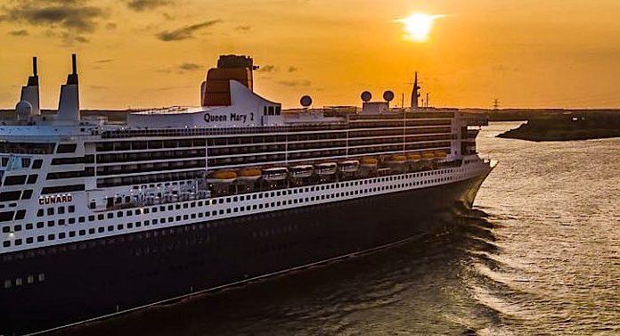 Vogue Gewinnspiel Queen Mary II Kreuzfahrt