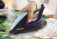 Amazon Deal des Tages Philips GC4527:00 Dampfbügeleisen Azur Performer Plus