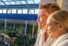 Die fünf besten Thermen in Deutschland