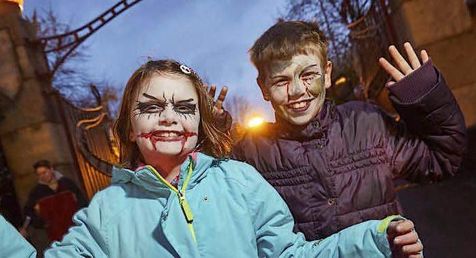 Heide Park Halloween Programm