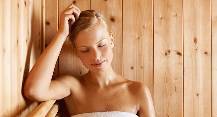Sauna Ratgeber Richtig Schwitzen