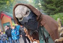 Walibi Holland Gutschein Fright Nights