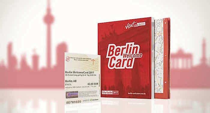 Berlin: WelcomeCard