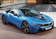 Ferrero Auto Gewinnspiel BMW i8