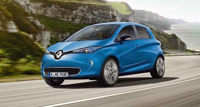 Reifendirekt Auto Gewinnspiel Renault Zoe