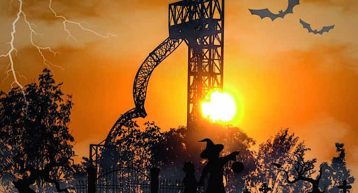 Skyline Park Halloween 2019