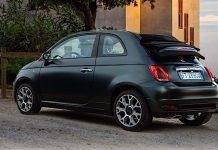 Baur Versand Gewinnspiel Fiat 500C