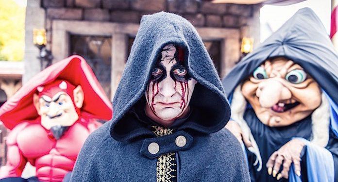 Nigloland Halloween Nigloween