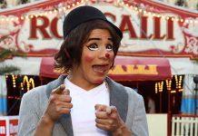 Ferdi Fuchs Circus Roncalli Gewinnspiel