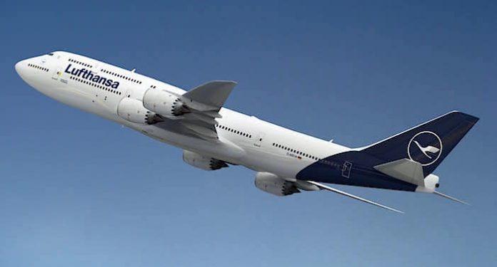 Gewinnspiel Lufthansa