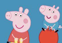 Peppa Pig Musical Gutschein