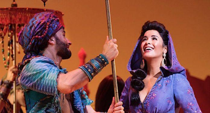 ADAC Aladdin Musical Gutschein