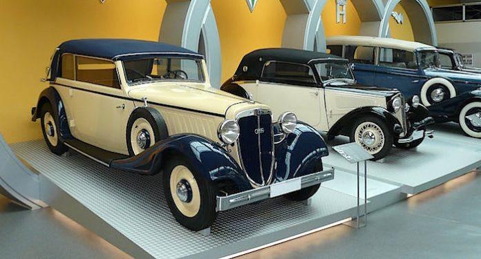 ADAC August Horch Museum Gutschein
