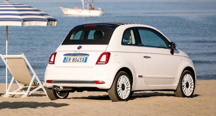 Fiat 500 Gewinnen