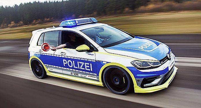 Geschenk für Kinder Polizeiauto
