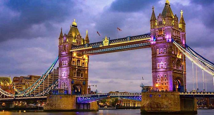 LIdl Gewinnspiel London Reise