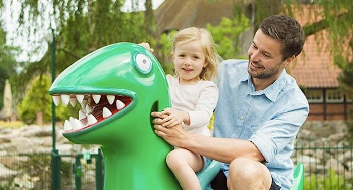 AOK Heide Park Gutschein 2 für 1 Coupon mit 50 Prozent Rabatt Saison 2020