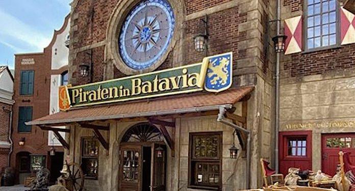 Europa-Park Piraten in Batavia