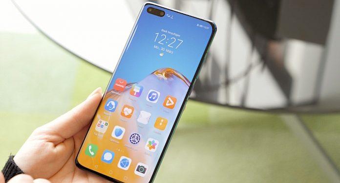 Glamour Gewinnspiel Huawei P40 Smartphone