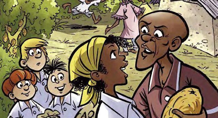Bundesministerium: Mosaik Comic für Kinder kostenlos bestellen