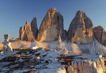 REWE Reisen Gewinnspiel Dolomiten